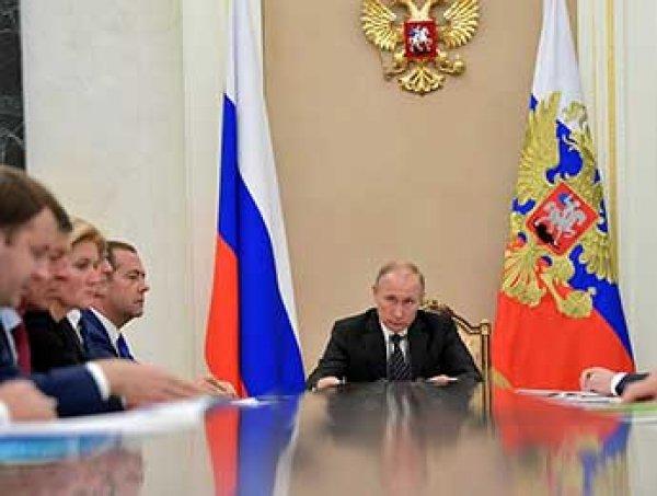 Путин предложил приравнять МРОТ к прожиточному минимуму уже с 2019 года