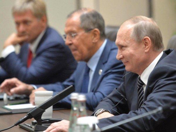 """""""Непонятно, вы где работаете, в МИД или разведке?"""": Путин пошутил над Лавровым"""