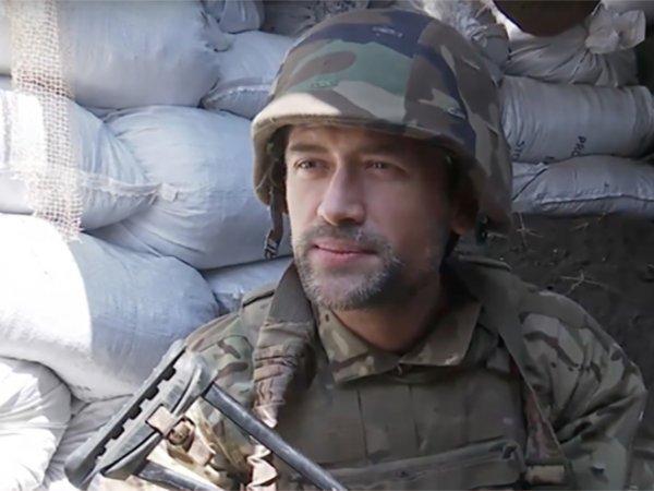 Прилепин сообщил о возможной гибели актера Пашинина на Донбассе