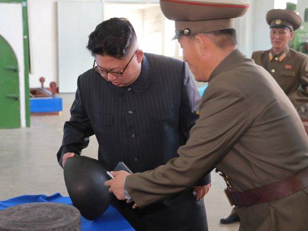 СМИ: КНДР готовится к новому ракетному запуску