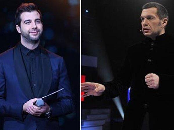 """""""Это возврат к 90-м"""": Киселев прокомментировал скандал между Ургантом и Соловьевым"""