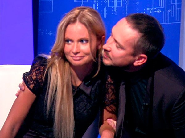 СМИ: певец Данко изменял беременной невесте с Даной Борисовой