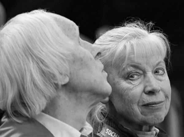Умерла двукратная олимпийская чемпионка по фигурному катанию Людмила Белоусова