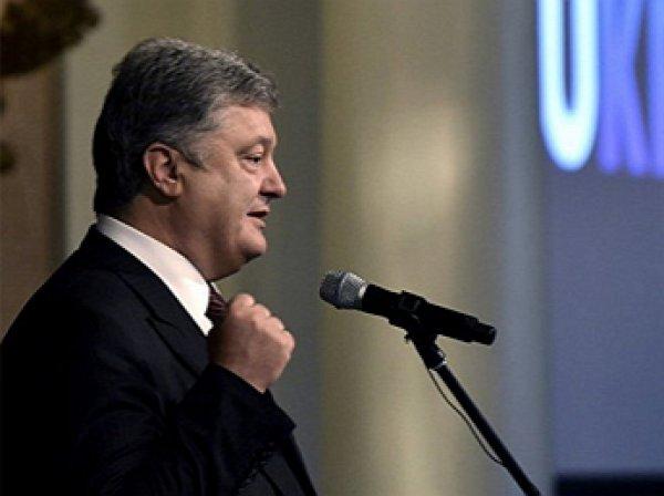Порошенко: производство Porsche и Lamborghini остановится без Украины