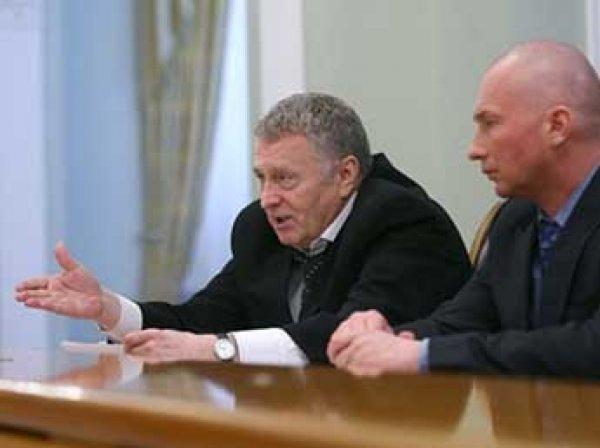 Жириновский ответил за сына, оскорбившего детей-инвалидов (ВИДЕО)