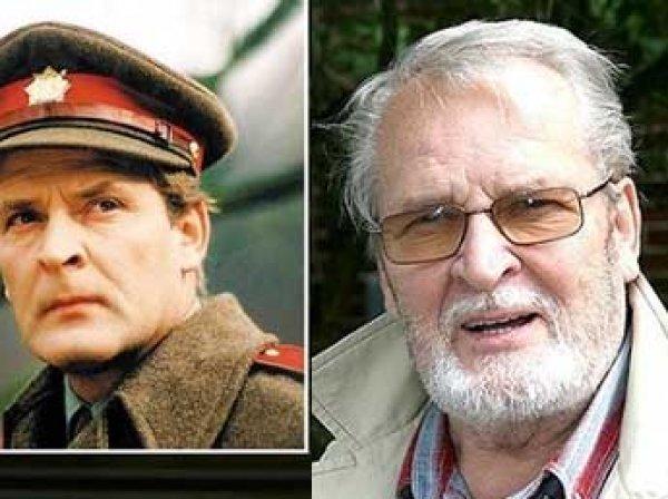 В Чехии скончался исполнитель роли майора Земанга Владимир Брабец