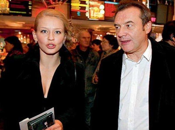 """Актриса Пересильд призналась, что отец ее детей – режиссер """"Матильды"""" Учитель"""