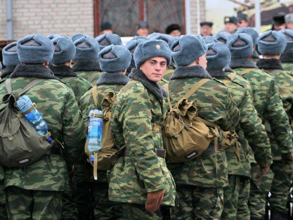 Минобороны РФ разработало план призыва на службу во время войны