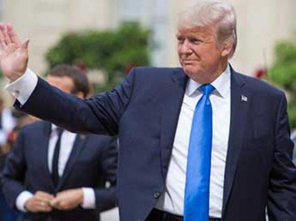 """СМИ вычислили любимую фразу Трампа для """"скользких"""" тем"""