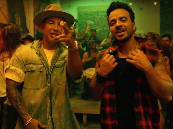 Видеоклип на песню Despacito набрал рекордные 4 млрд просмотров на Youtube