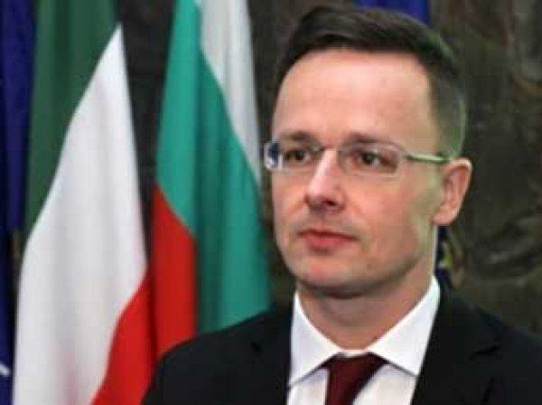Венгрия намерена требовать от ЕС ввести санкции против Украины