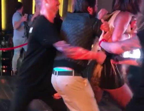 Нападение на Бузову на концерте в Дубаи попало на видео