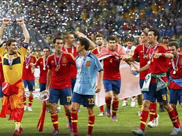 ФИФА может не допустить сборную Испанию до ЧМ-2018