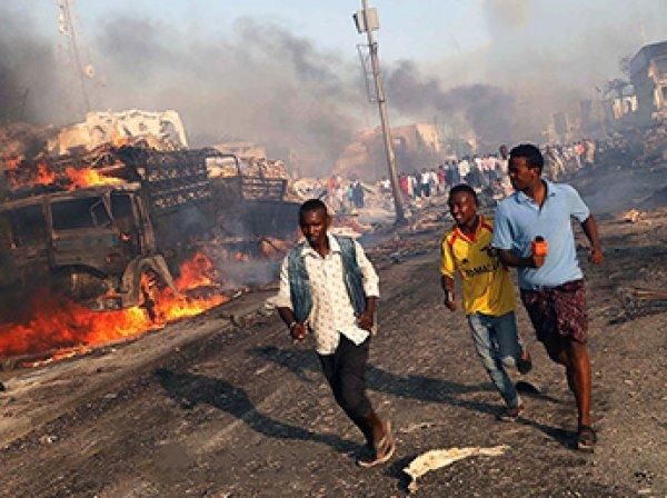 В столице Сомали произошел теракт: погибли 276 человек
