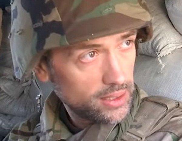Воюющий за Украину актер Пашинин сравнил ВСУ с крепостной советской армией