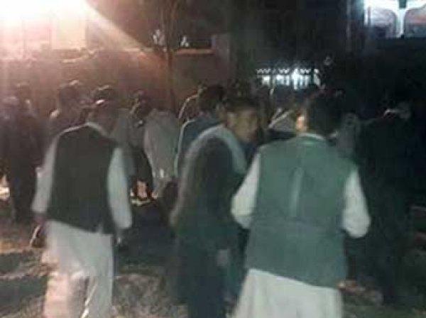 Смертник взорвал мечеть в Кабуле: минимум 30 погибших