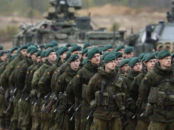 ВНАТО признали, что не готовы дать отпор России