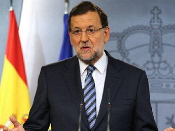 Премьер Испании отстранил от должности главу Каталонии