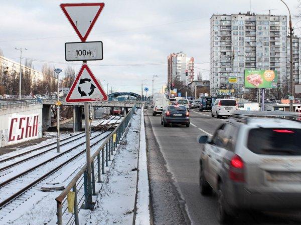 Правила проезда кругового движения 2017 в России изменились