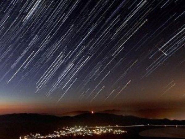 Звездопад в октябре 2017: метеорный поток Дракониды  в ночь с 8 на 9 октября (ФОТО)