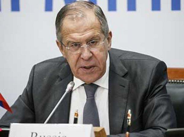 Глава МИД Лавров раскрыл истинные цели санкций США против РФ