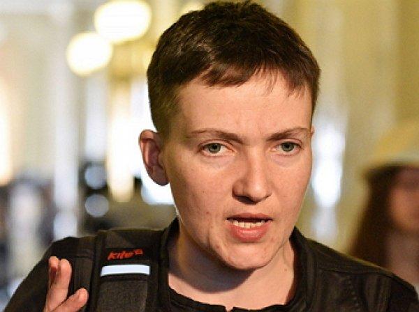 Савченко: депутаты Рады начали вывозить семьи за границу