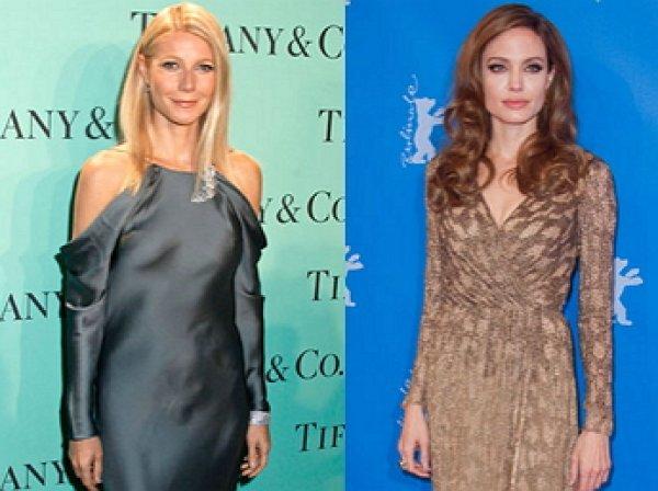 Джоли и Пэлтроу заявили о домогательствах со стороны продюсера Вайнштейна