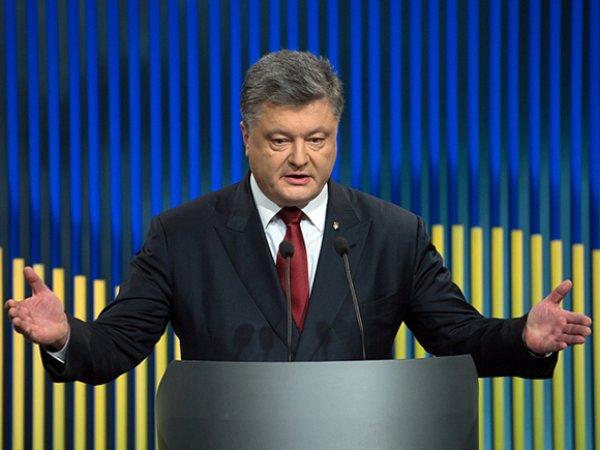 Порошенко резко ответил президенту Чехии на слова о компенсации за Крым