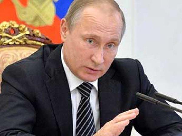 Путин ввел санкции против КНДР