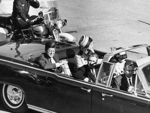 В США опубликовали 2,8 тысяч документов об убийстве Кеннеди
