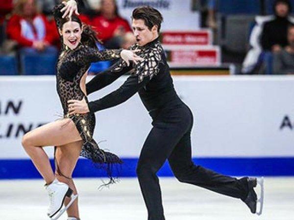 Канадцы Вирту и Мойр установили новый мировой рекорд в коротком танце на льду