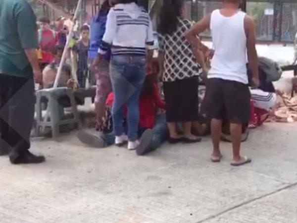 В Мексике бандиты расстреляли зрителей и игроков на футбольном матче