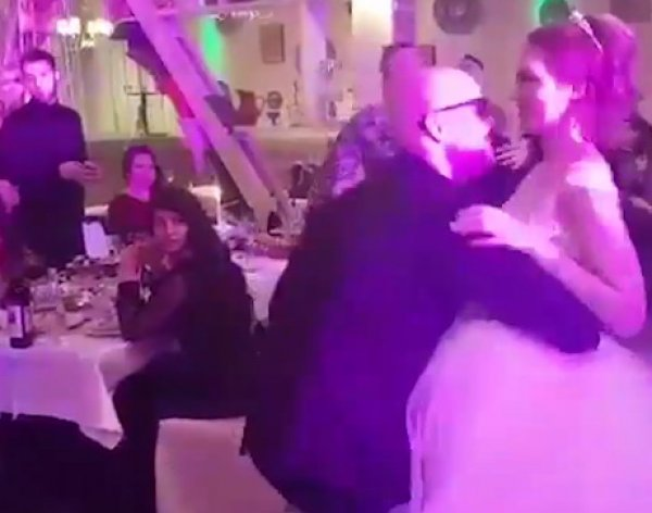 На свадьбе Дианы Шурыгиной не обошлось без драки: видео инцидента попало в Сеть