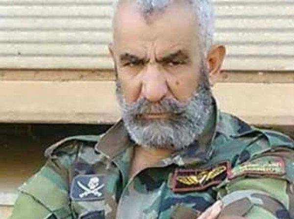 В Сирии погиб генерал, три года защищавший Дейр-эз-Зор от ИГИЛ