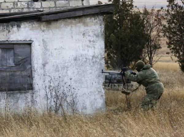 В Курской области на границе с Украиной напали на пограничников: один погиб