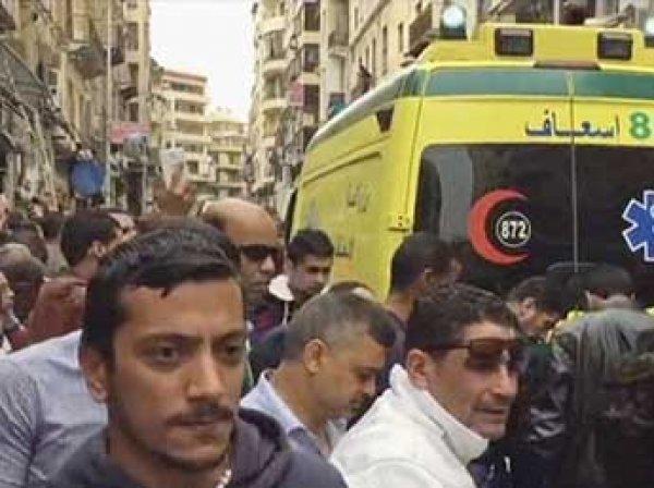 При взрыве мечети в Египте погибли 54 человека, еще 150 ранены