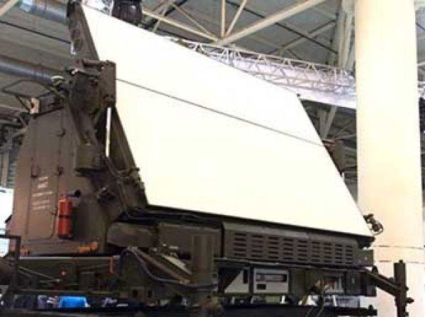 Порошенко показал сверхточный украинский 3D-радар