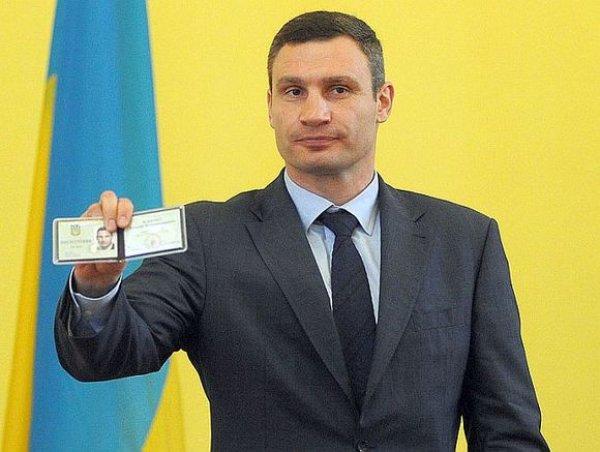 Мэра Киева Кличко вызвали на допрос по подозрению в коррупции