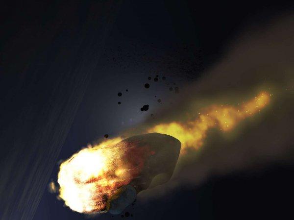Конец света СМИ перенесли на 2029 год, когда астероид Апофис столкнется с Землей