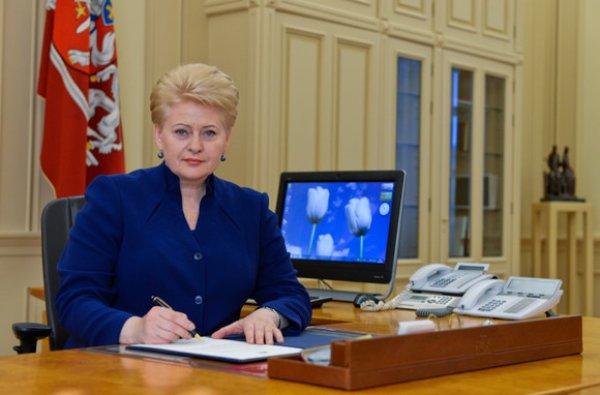 """Литва ввела свой аналог """"закона Магнитского"""""""