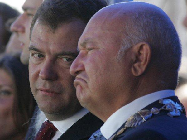 Лужков рассказал, за что его на самом деле отправили в отставку