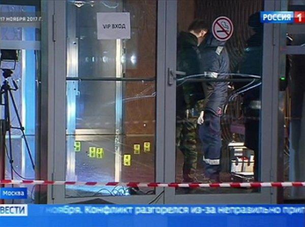 Умер один из пострадавших в перестрелке в комплексе «Москва-Сити»