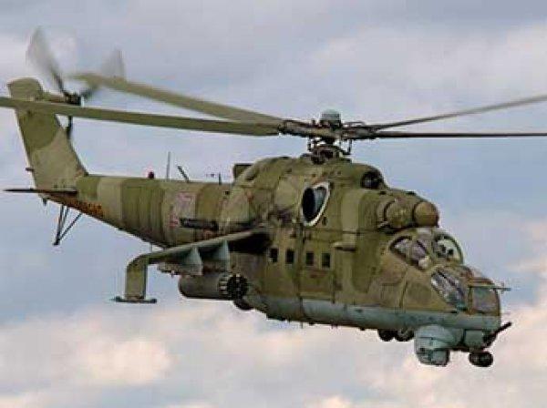 Боевики ИГИЛ показали видео уничтожения российского Ми-24 в Сирии