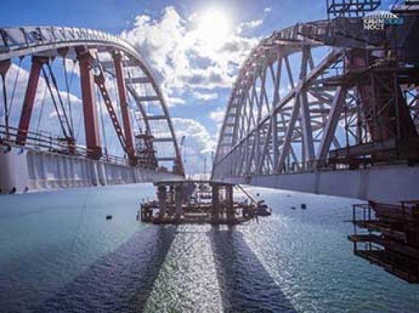 Украина нашла способ остановить строительство Крымского моста