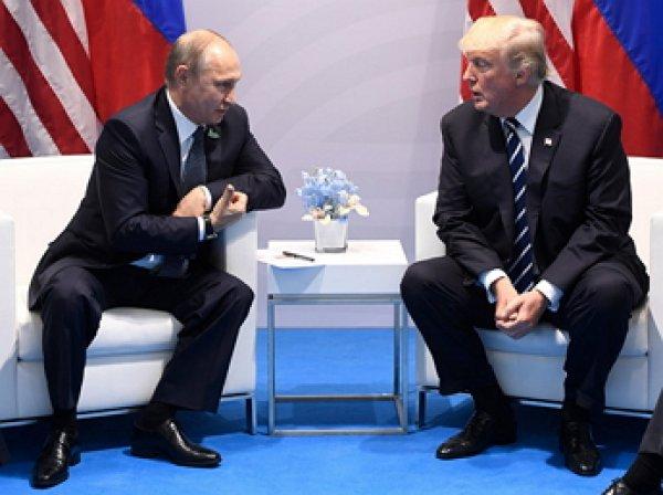 В Белом доме подтвердили предстоящий разговор Трампа и Путина