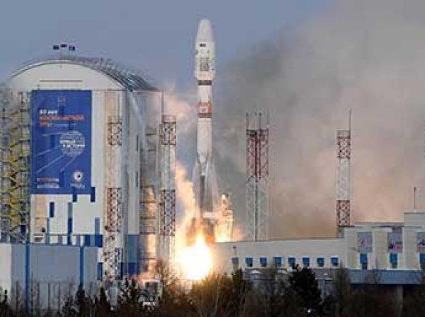 """С космодрома Восточный второй раз в истории успешно запустили ракету """"Союз"""""""