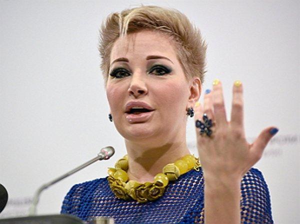 Максакова готова простить Собчак все обиды за «украинский» Крым