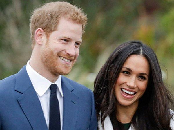 Стали известны детали свадьбы принца Гарри