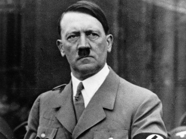 Житель Голландии случайно купил акварель Гитлера за 75 центов
