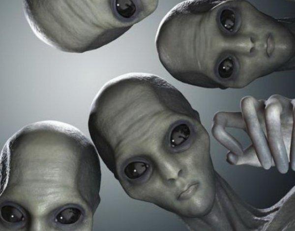 "Уфологи обнародовали карту ""вторжений инопланетян"" на Землю"